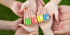 Протяни руку помощи